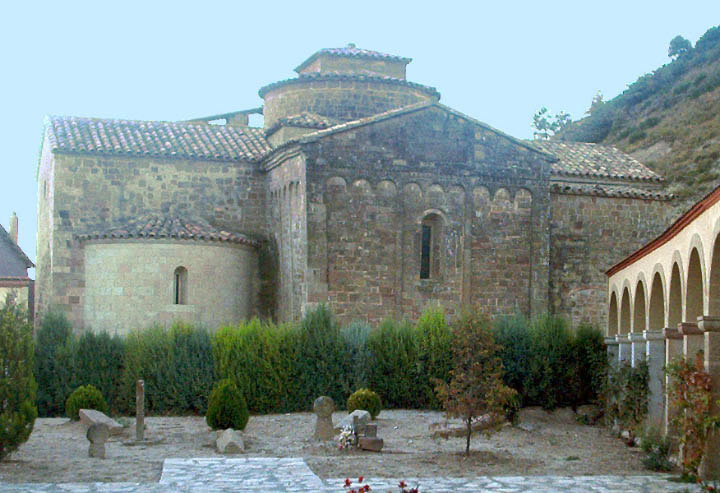 Saint Mary's priory in Castellfollit de Riubregós